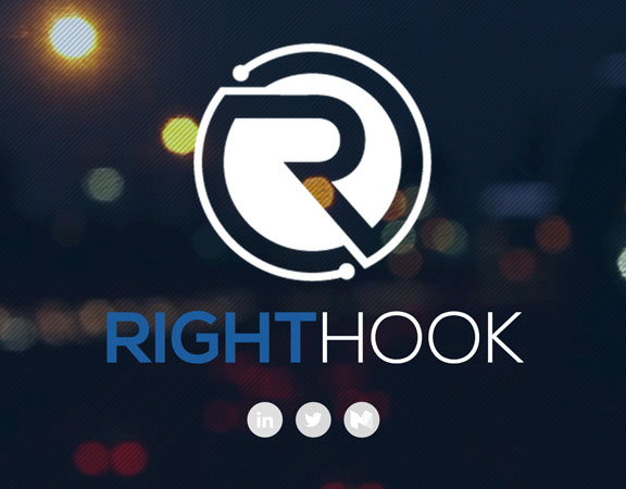 Righthook startup car tech site